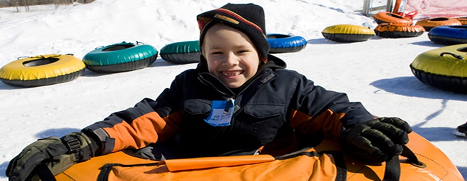 Snowtubing